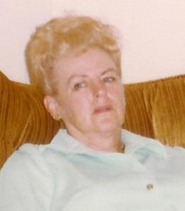 Mum (Beatrice Watson) 1979