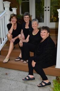 '4' - Janice Feist, Lynda Lynn, Wendie Donabie, Pat Whittle