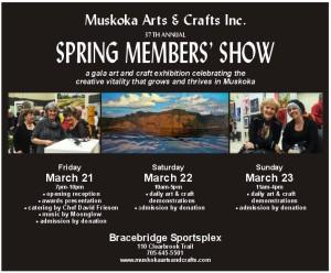 2014 Spring Show Evite