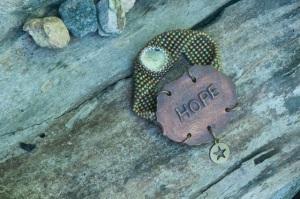 Hope Bracelet - Debbie Hastings