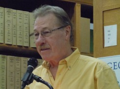Paul Feist, Master of Ceremonies for Cottage Country Writers August 18