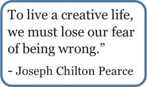 Joseph Chilton Pearce quote