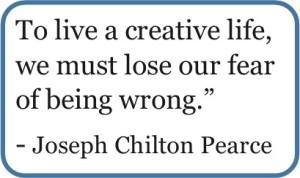 Joseph Chilton Pearce quote