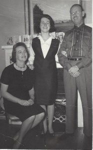 Mom, Dad & Me - one of our last photos together before Dad's death