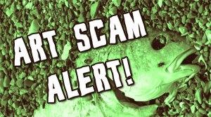 art-scam-alert